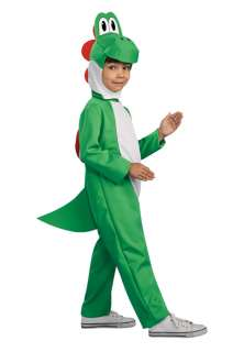 Super Mario Brothers Yoshi Child Costume for Halloween   Pure Costumes
