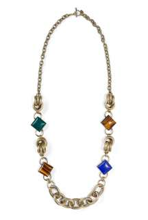 Anton Heunis  Chunky Reversible Chain Necklace by Anton Heunis