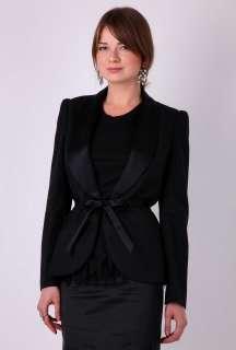 Ebbony Dinner Jacket By Malene Birger   Black   Buy Jackets Online at