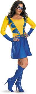 Wild Thing (Daughter Of Wolverine) Classic Adult Costume   Dress with