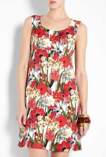 Love Moschino  Multicoloured Floral Print Shift Dress by Love