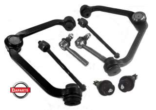 KIT SUSPENSION PARTS CONTROL ARMS BALL JOINTS RACK ENDS