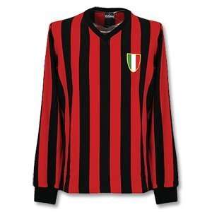 1960s AC Milan Home L/S Retro Shirt