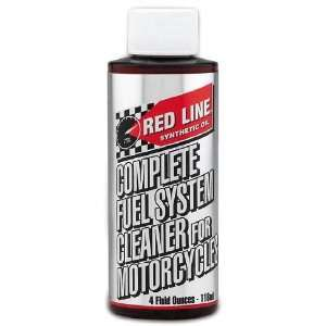 RED LINE FUEL SYSTEM CLEANER Automotive
