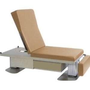 Power Procedure Bariatric Exam Table Chair, 800 Lbs.
