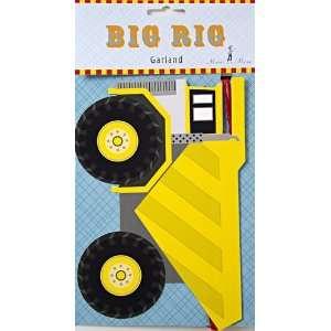 Big Rig Truck Garland Toys & Games