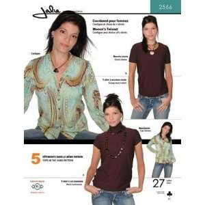 Jalie Twinset Pattern By The Each Arts, Crafts & Sewing