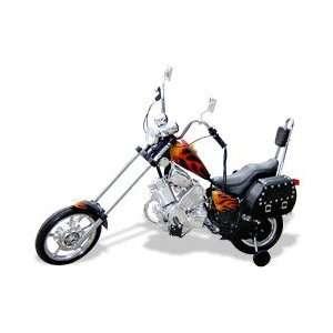 Chief Warrior Chopper Motorcycle