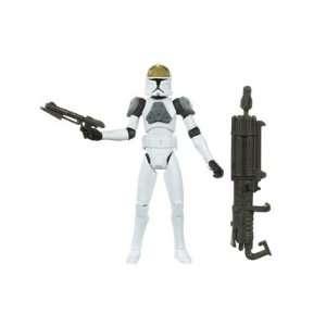 Star Wars Clone Wars Clone Tank Gunner Action Figure Toys & Games