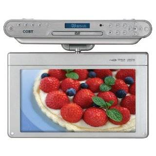 Cabinet DVD/CD Player Swivel Screen with Digital TV and AM/FM Radio