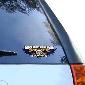 NCAA Morehead State Eagles 3 x 5 Team Logo Car Decal