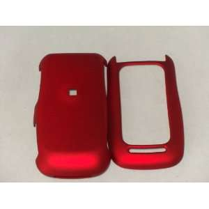 Red Phone Cover Skin Protector Plastic Cell Phones & Accessories
