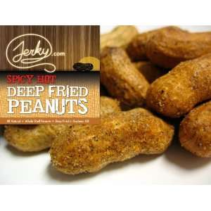 Jerky   Spicy Hot Deep Fried Peanuts:  Grocery