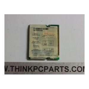 DELL LATITUDE PP01L C500 C600 SERIES C640 3COM MINI PCI