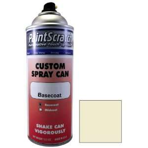 12.5 Oz. Spray Can of White Diamond Metallic Touch Up Paint for 1986