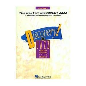 The Best of Discovery Jazz Alto Sax 2