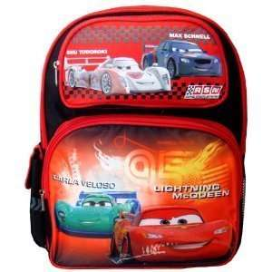 Cars Large Backpack   Disney Cars School Backpack Toys