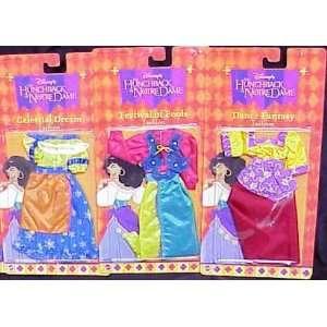 Disneys The Hunchback of Notre Dame Esmeralda Dance Fantasy Fashion