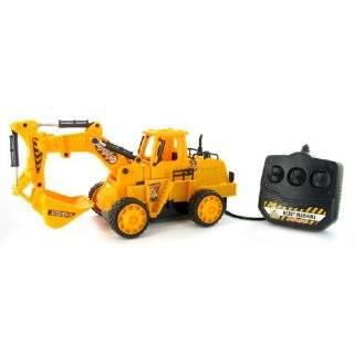 Truck Mounted Shovel Electric RTR RC Remote Control Construction