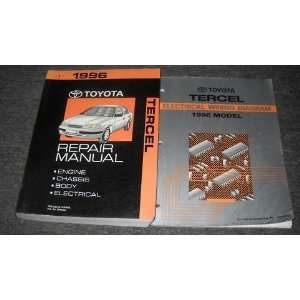 OEM (service manual,and the electrical wiring diagrams) toyota Books