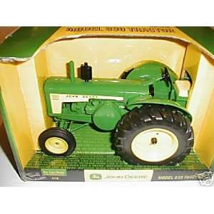 John Deere 830 Tractor Collectible Diecast Farm Toy Everything Else