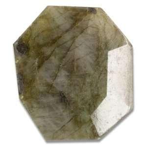 com Cousin Jewelry Basics 1 Piece Gemstone Accent, Labradorite Facet