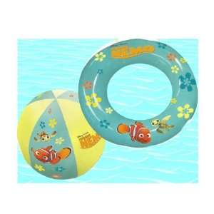 Finding NEMO Inflatable Swim Ring Toys & Games