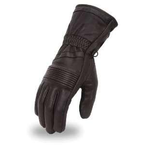 First MFG First Classics Mens Heavy Leather Gauntlet Gloves. Reissa