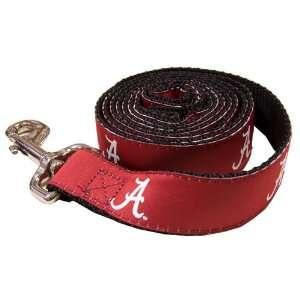 Alabama Crimson Tide 6 Dog Leash