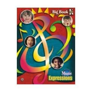 Music Expressions Classroom Big Book   Kindergarten