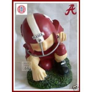 ALABAMA CRIMSON TIDE FOOTBALL PLAYER 3 INCH LINEMAN