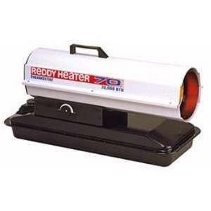 Reddy Heater Portable Forced Air Space Heater   70,000 BTU