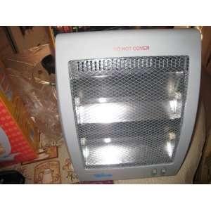 Deluxe Quartz Portable Heater 110V 60Hz Model N T Kitchen
