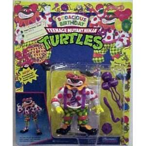 TMNT Crazy Clown Mike: Toys & Games