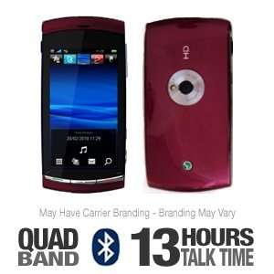 Sony Ericsson U5ARD Vivaz Unlocked GSM Cell Phone Electronics