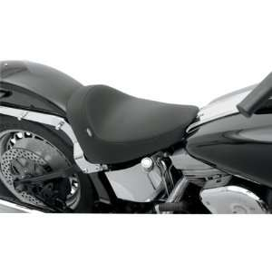 Drag Specialties Smooth Solo Motorcycle Seat For Harley Davidson FXST