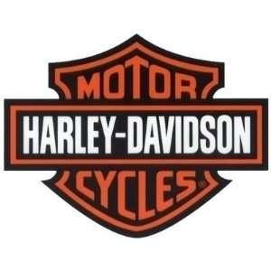 Classic Bar & Shield Decal   Large   Harley Davidson Automotive