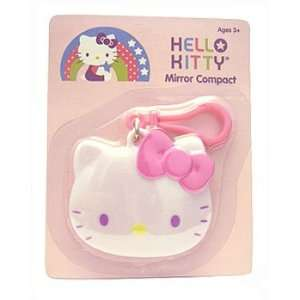 Hello Kitty Clip On Mirror Compact Toys & Games