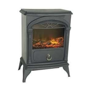 60351 Vernon Electric Fireplace Stove   1350 W Heater