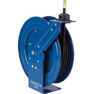 Pressure Hose Reel   For Grease, 3/8in. x 25ft. Hose, Model# P HP 325