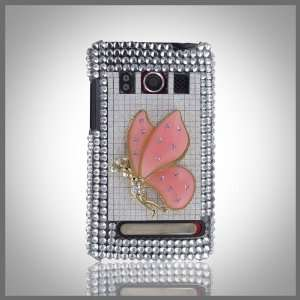 bling rhinestone case cover for HTC Evo 4G Cell Phones & Accessories