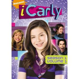 iCarly: Season One, Vol. 1: Miranda Cosgrove, Jennette