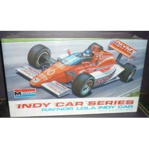 #2909 Monogram Indy Car Series Raynor Lola Indy Car 1/24