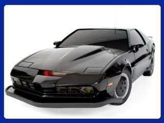 REMOTE CONTROLLED HITARI 1/15 KNIGHT RIDER KITT RC CAR RTR