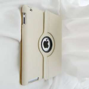 360 Degree Rotating Stand Smart Cover Leather Case for Apple iPad