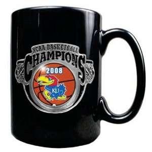 National Champions Black Coffee Mug