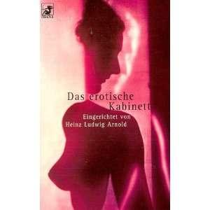 Diana Taschenbücher, Nr.10, Das erotische Kabinett