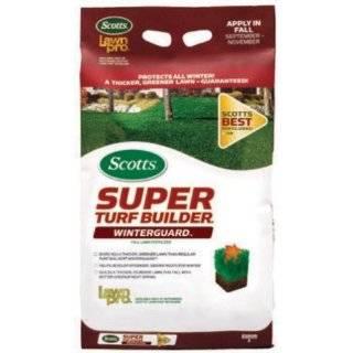 Scotts Super Turf Builder WinterGuard Lawn Fertilizer   50