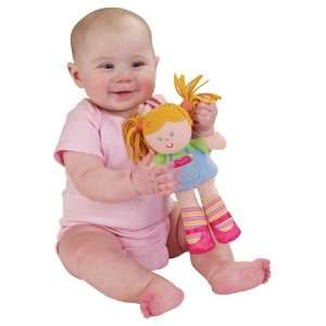 Early Years Squeaky Legs Dolly Toy Baby