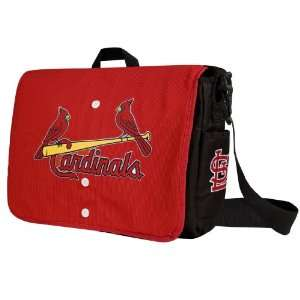 St. Louis Cardinals Jersey Messenger Bag   15.5x4x11